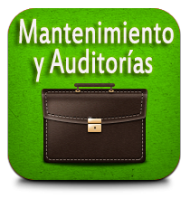 mantenimiento auditorias